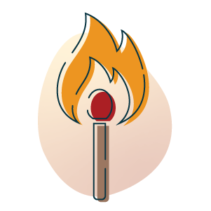 pilot light icon