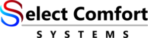 Select Comfort Systems Heating & Air Conditioning logo